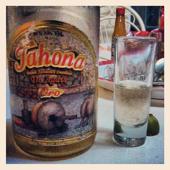 Tequila & Naranjitas