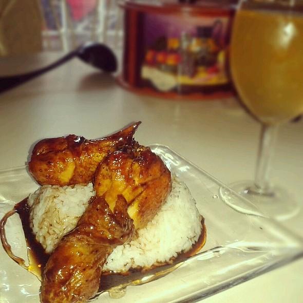 Teryaki Chicken @ Mi Casa En Angostura
