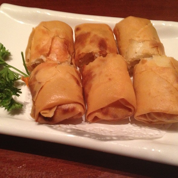 Spring Roll @ Paradise Dynasty
