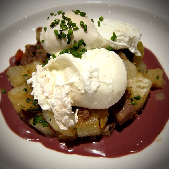 Corned Beef Hash - Black's Bar & Kitchen, Bethesda, MD
