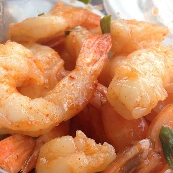 Kimchi Shrimp