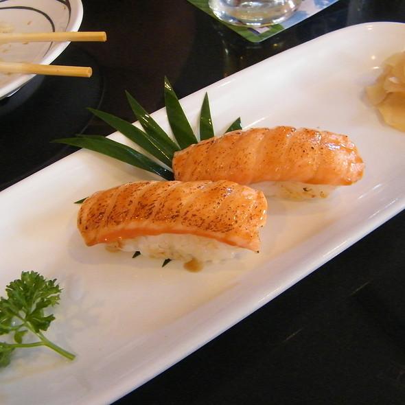 Salmon @ Fuji Japanese Restaurant