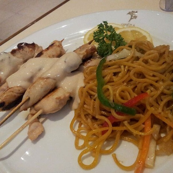 Chinese Chicken @ Opera