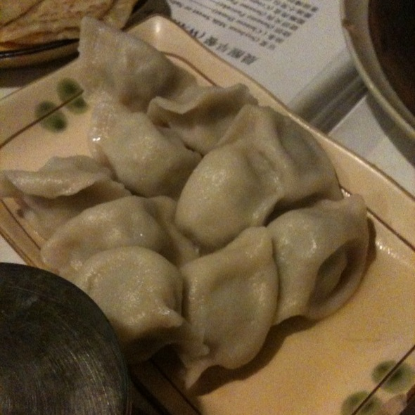 Dumplings @ Kingdom of Dumpling