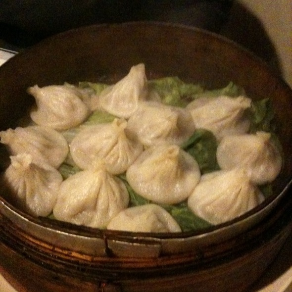 Soup Dumplings @ Kingdom of Dumpling