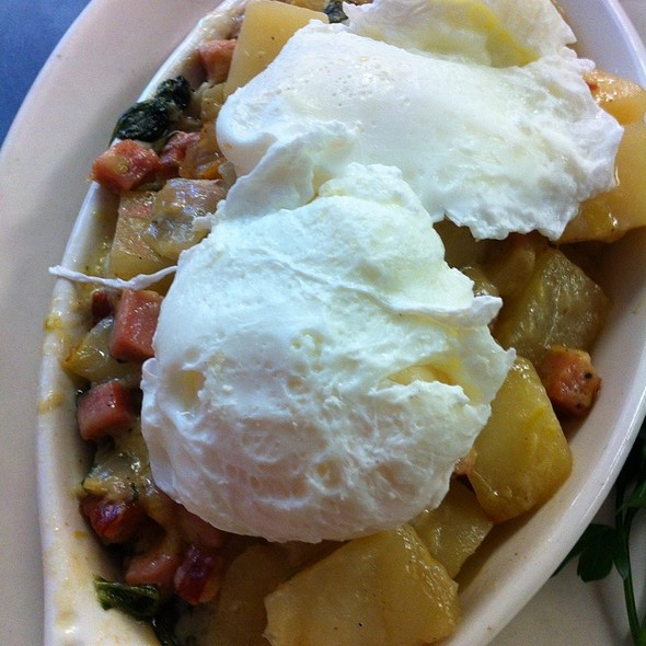 Cross Keys Famous Hash