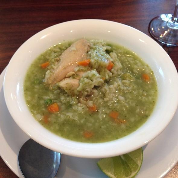 Aguadito de Pollo @ Don Gallo Peruvian Restaurant