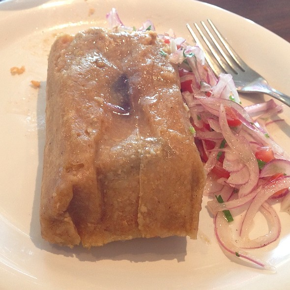 Tamal @ Don Gallo Peruvian Restaurant