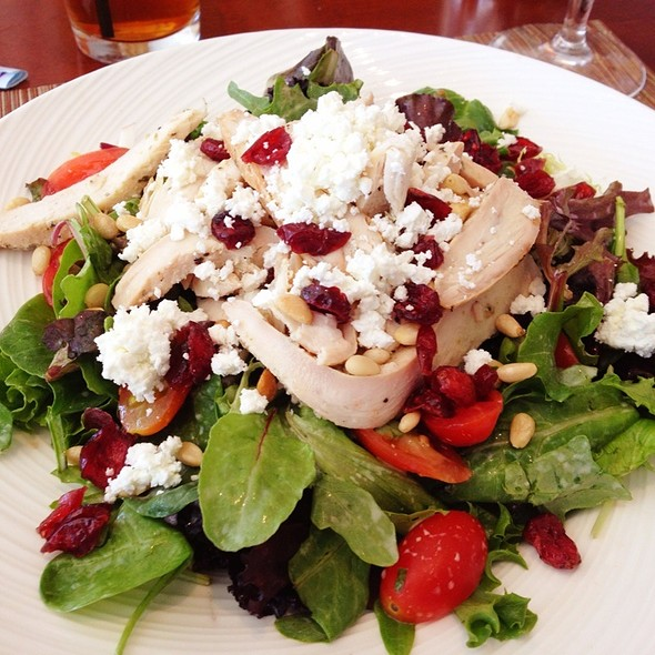 Oven Roasted Chicken Salad - Diamond Tavern - Hilton Baltimore, Baltimore, MD