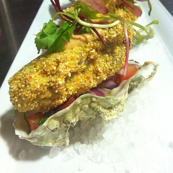 Fanny Bay Oysters - Adelina's Bistro, Nipomo, CA