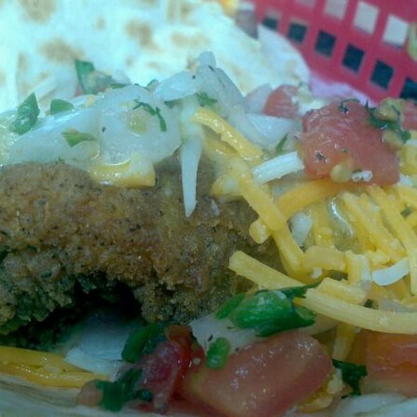 Trailer Park Taco @ Torchy's Tacos