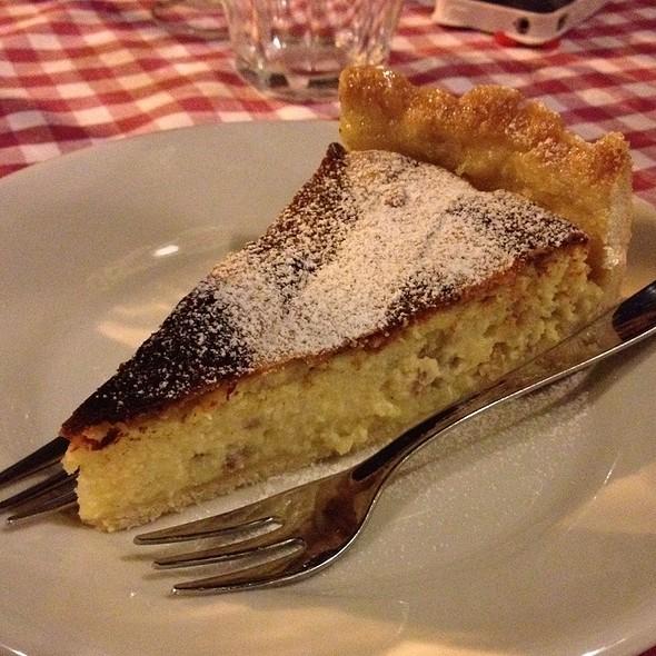 Pastiera Napoletana @ Pizzeria Margari