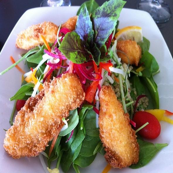 Fried Calamari Salad @ Seascape Restaurant