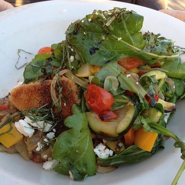 Fried Polenta @ Lucia's Restaurant
