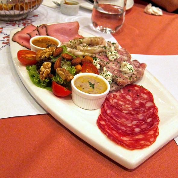 Mixed Plate Appetizer @ El Cerdo