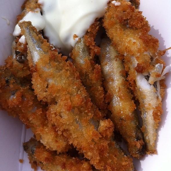 Quick Fried Smelt