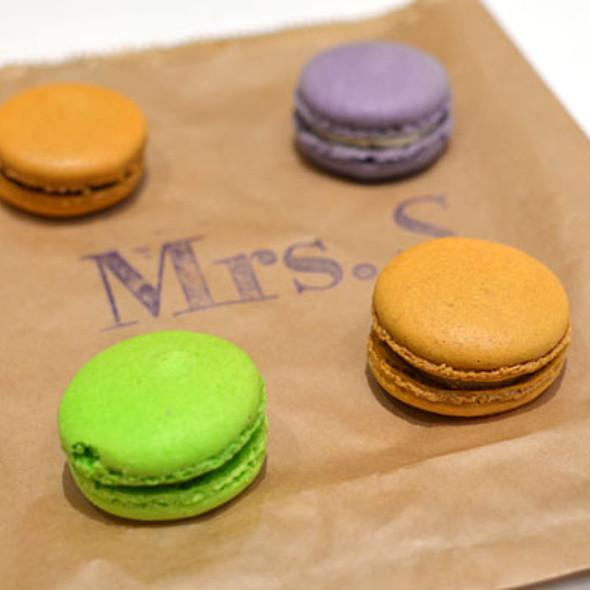 Macarons @ Mrs S