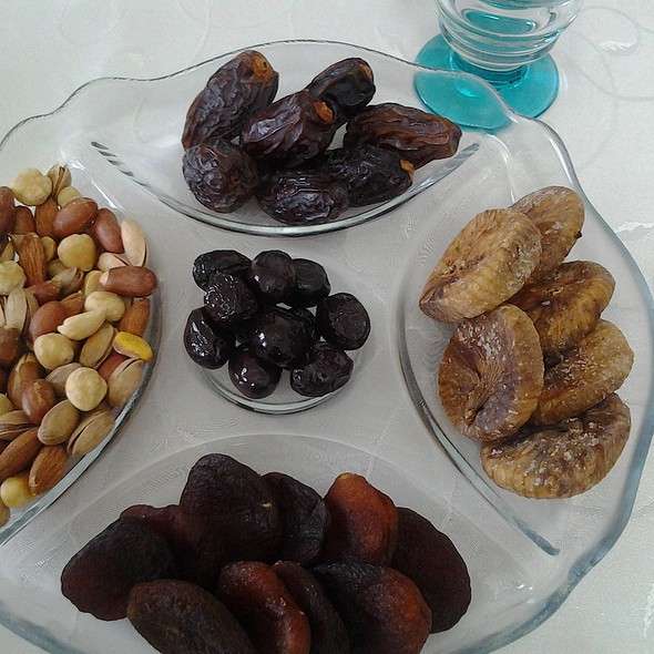 Mixed Nuts @ My home Ankara