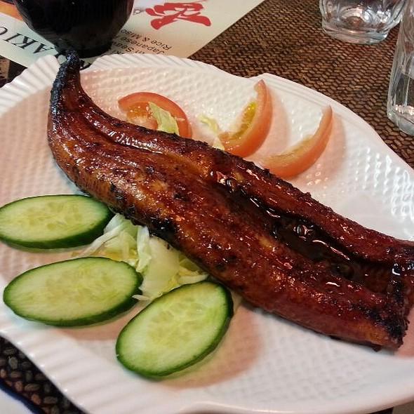 Unagi Teriyaki @ Kagawa Japanese Cuisine