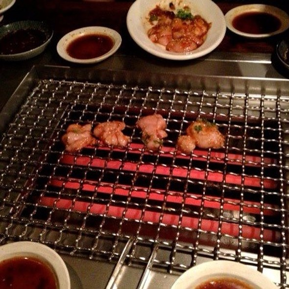 Sweetbreads @ Takashi Restaurant