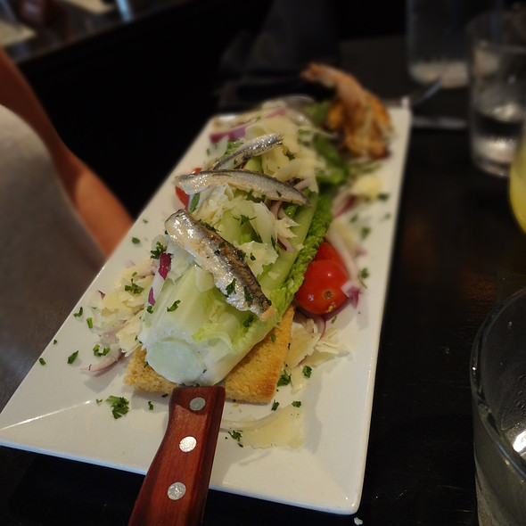 Caesar Salad - Bridge House Tavern, Chicago, IL