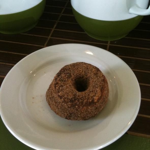 Spiced Chocolate Doughnut @ Dynamo Donut & Coffee