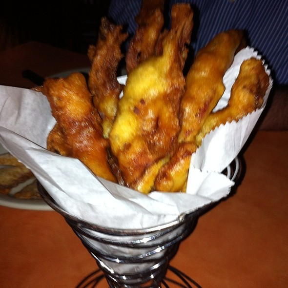 Beer Battered Deep Fried Bacon
