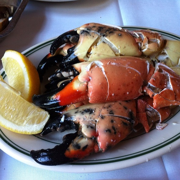Stone Crab Claws @ Joe's Stone Crab
