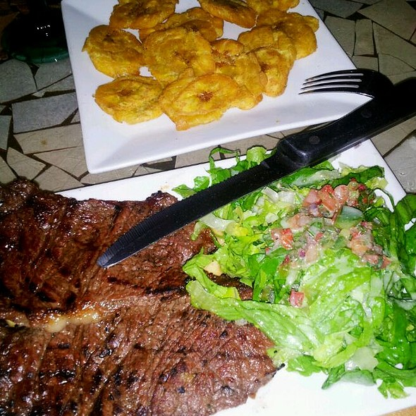 Carne Asada And Tostones - Cancun, New York, NY