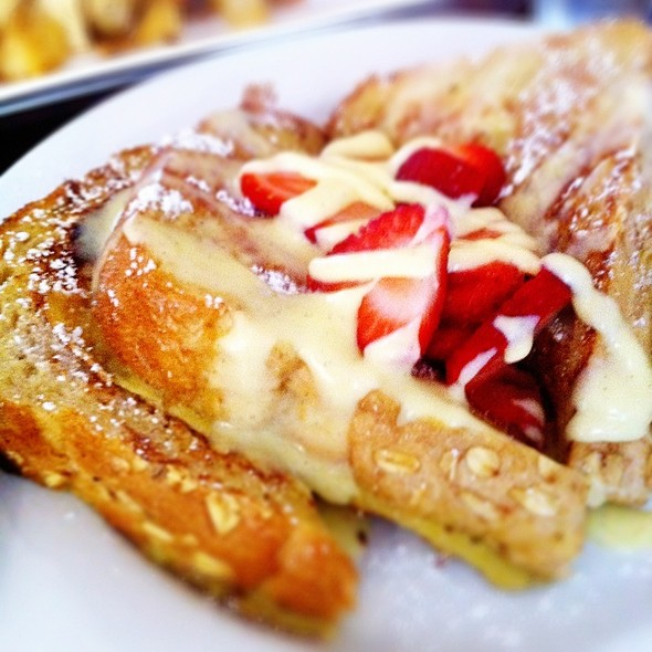 French Toast - Nob Hill Grille, San Francisco, CA