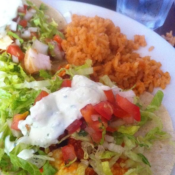 Breakfast Tacos - Nob Hill Grille, San Francisco, CA