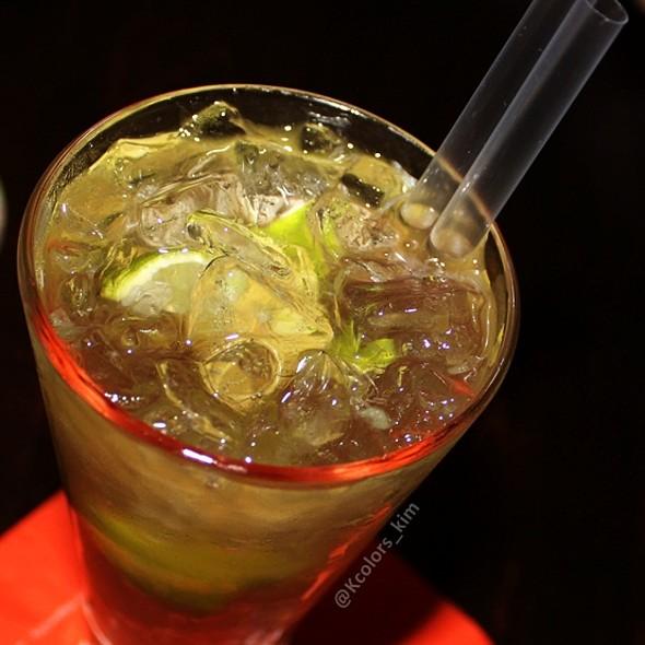 virgin caipirinha @ Juki - Korean BBQ and Soju Bar
