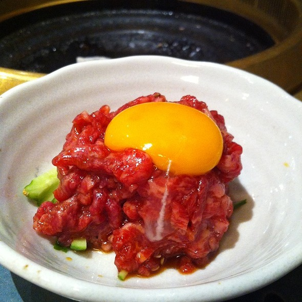 Yukke @ 焼肉一番べったこ亭