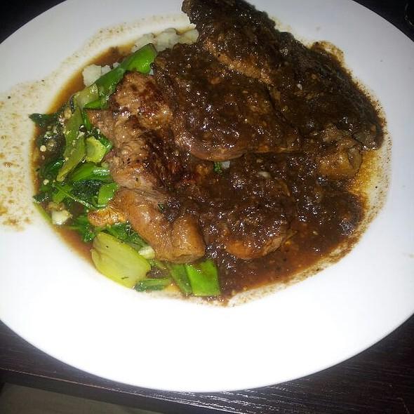 Italian Beef Steak @ Ashu Restaurant