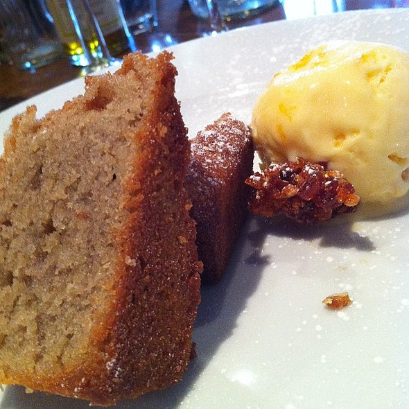 Chestnut Cake @ Ginger Dog