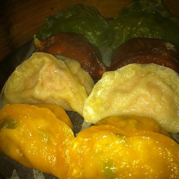 Dumpling sampler @ Royal China Restaurant