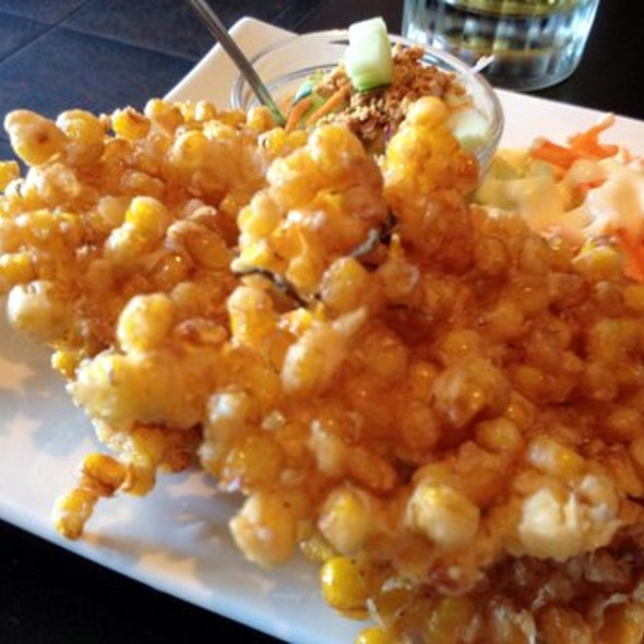 Sweet Corn Fritters - Soi Gow, San Francisco, CA
