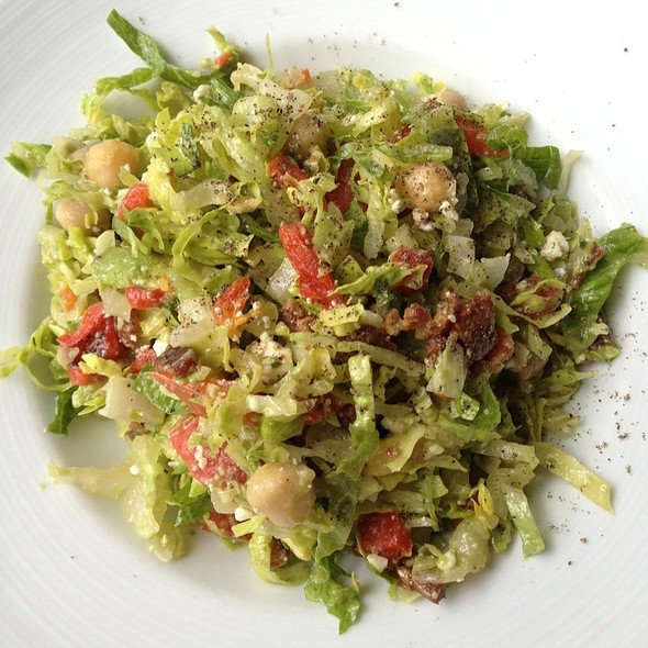 Chopped Salad - Purple Cafe and Wine Bar - Kirkland, Kirkland, WA
