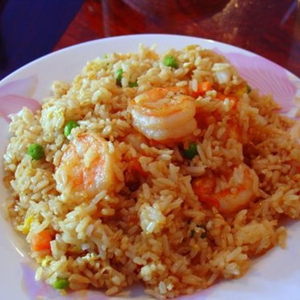 Shrimp Fried Rice @ Thanh Tam II Restaurant