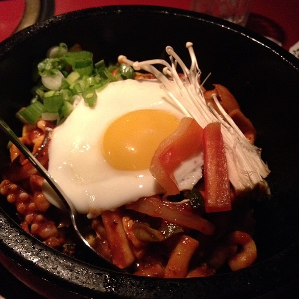 Bi Bim Bap @ Dokebi Bar and Grill