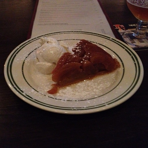 tarte tatin - BXL East, New York, NY