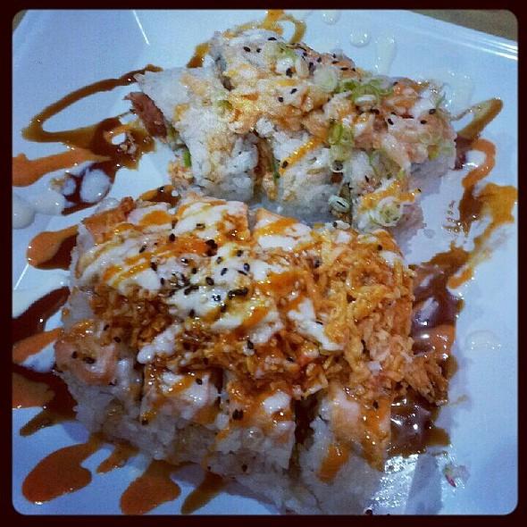 Sushi @ Happy Teriyaki #4