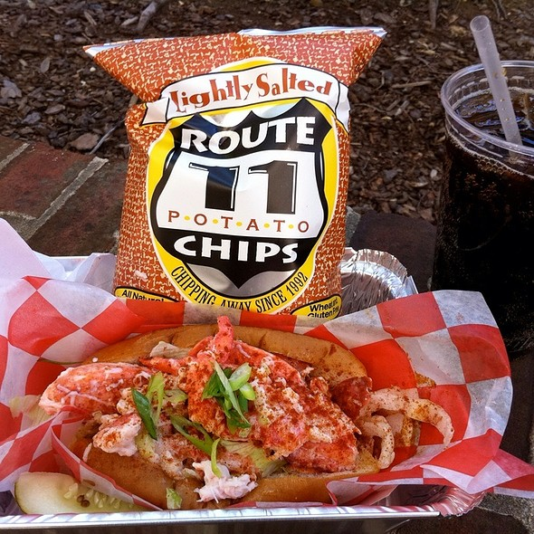 Red Hook Lobster Truck DC - Maine Style Lobster Roll - Foodspotting