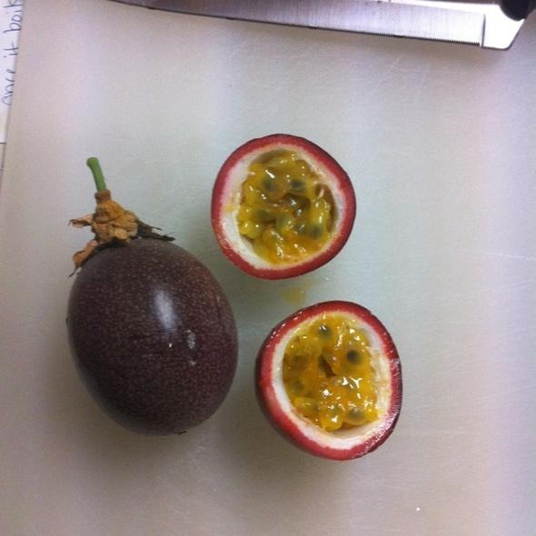 passionfruit @ The Foodspotting Holiday Spotathon