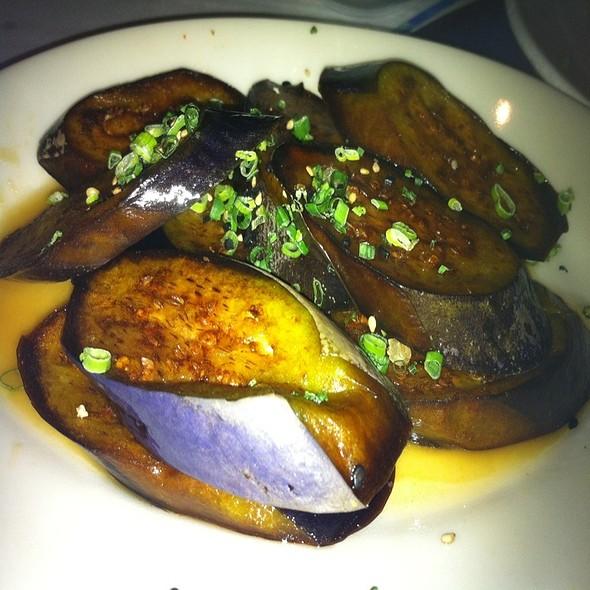 Eggplant @ Sansei Seafood Restaurant & Sushi Bar