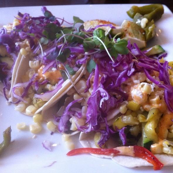 Tacos Vegetales @ La Hacienda De San Angel