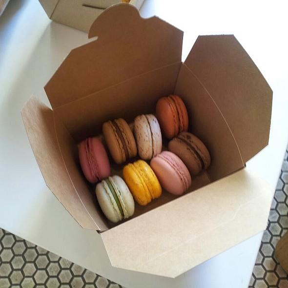 Macarons @ Cafe Cre Asion