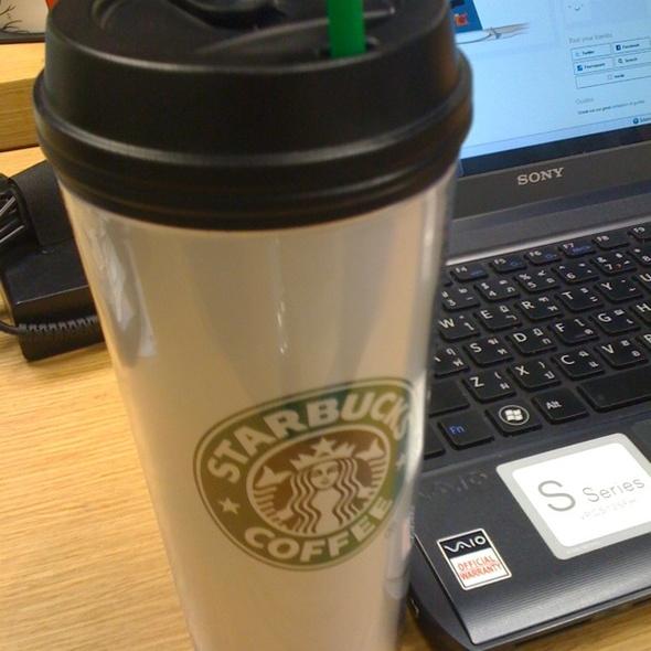 Starbucks  @ Starbucks ESPLANADE RAJADA