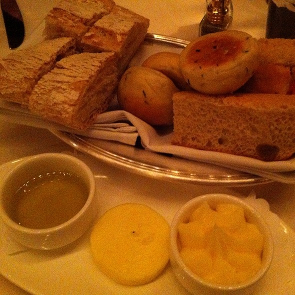 Bread and Butter - 1789 Restaurant, Washington, DC