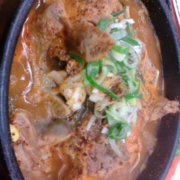 Hangover Soup @ Hangang, Oksu-dong, Seoul